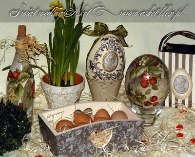 Декорирование яиц 24