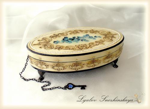 Шкатулка для леди «Майская королева» 144972