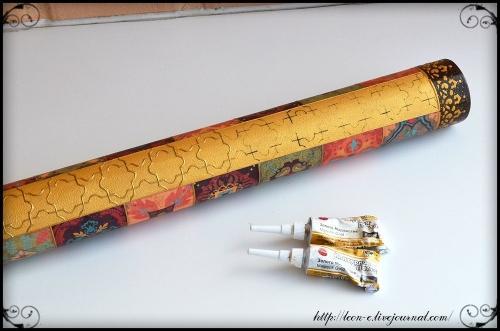 Мастер-класс по изготовлению рейнстика «Шёпот дождя» для тех, кто любит пошуршать:) 175110