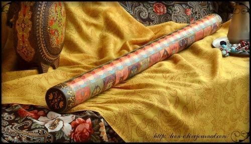 Мастер-класс по изготовлению рейнстика «Шёпот дождя» для тех, кто любит пошуршать:) 175122