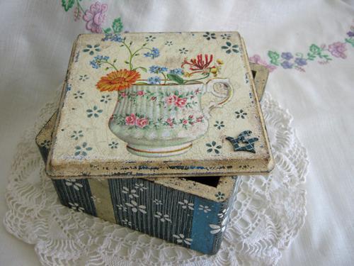Чайная шкатулка из серии «Пробуждение» от Марины Григорьевой. Мастер-класс 36828