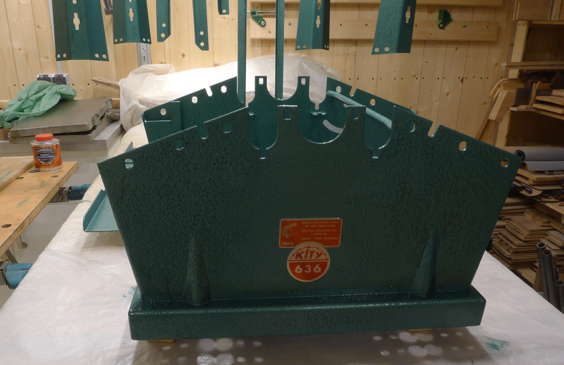 Kity 636 - Nettoyage, graissage, lustrage ! Kity-636-022