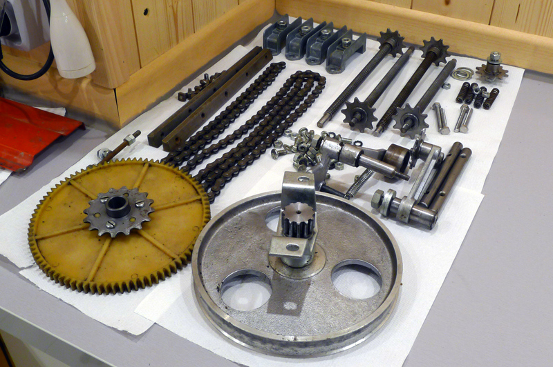 Kity 636 - Nettoyage, graissage, lustrage ! Kity-636-023
