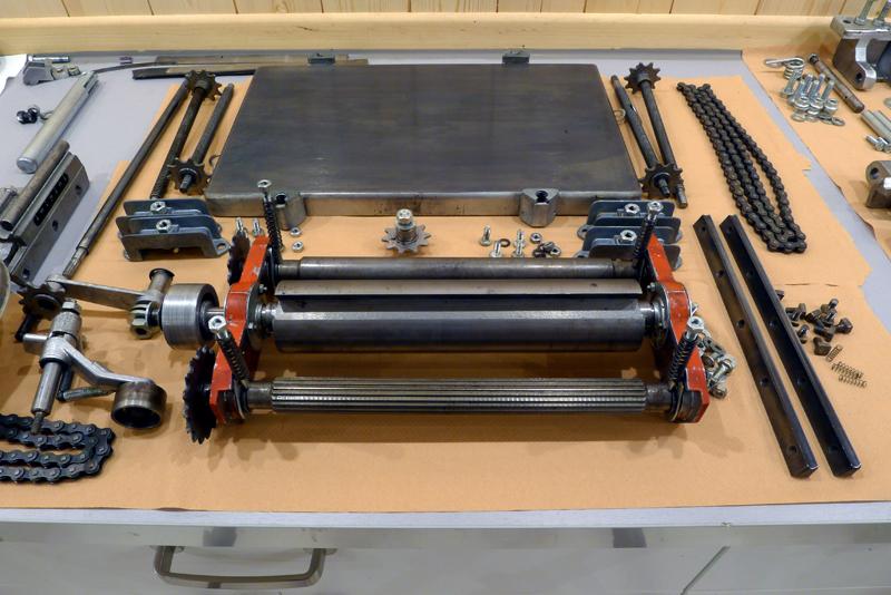 Kity 636 - Nettoyage, graissage, lustrage ! Kity-636-025
