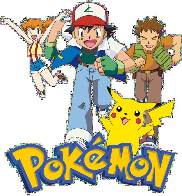 Nos dessins animés d'enfance Pokemon1generationtransparent