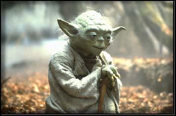 LE GUERRIER PACIFIQUE Yoda