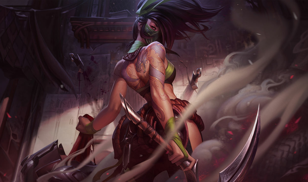 Naruto: Will of Fire [Applications Thread] Akali_0