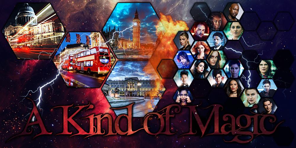 A Kind of Magic! - Crossover fantastique contemporain [+16] AKOM-001