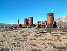 """L'arche de Noé"" de Svalbard (Spitzberg Svalbard Global Seed Vault) 220px-Nylondon1"