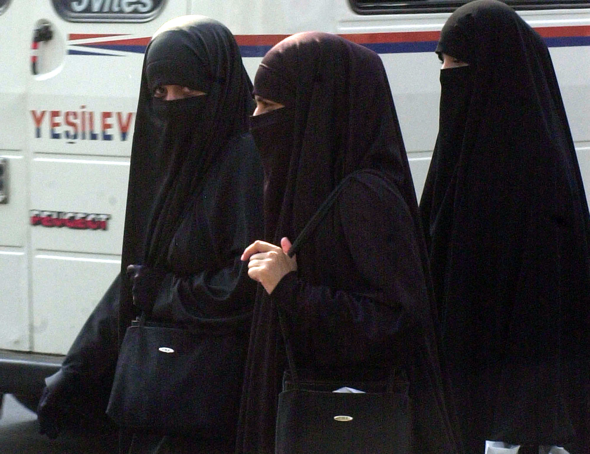 Veshjet e grave myslimane në vende të ndryshme! Niqab