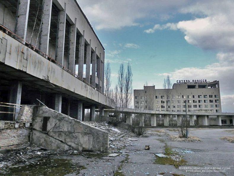Заброшенные города Pripjat_28