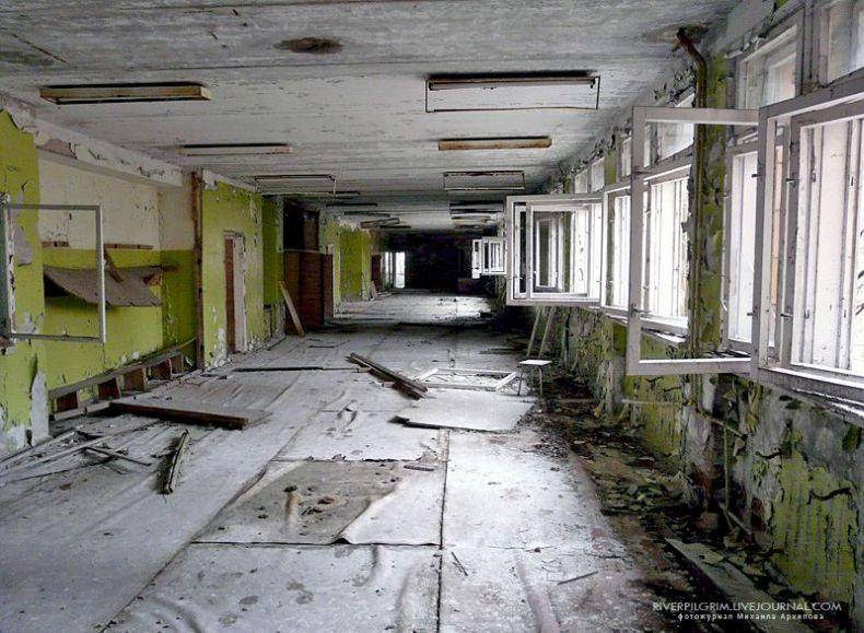 Заброшенные города Pripjat_59
