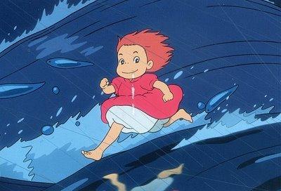 Iz koje anime je slika Ponyo