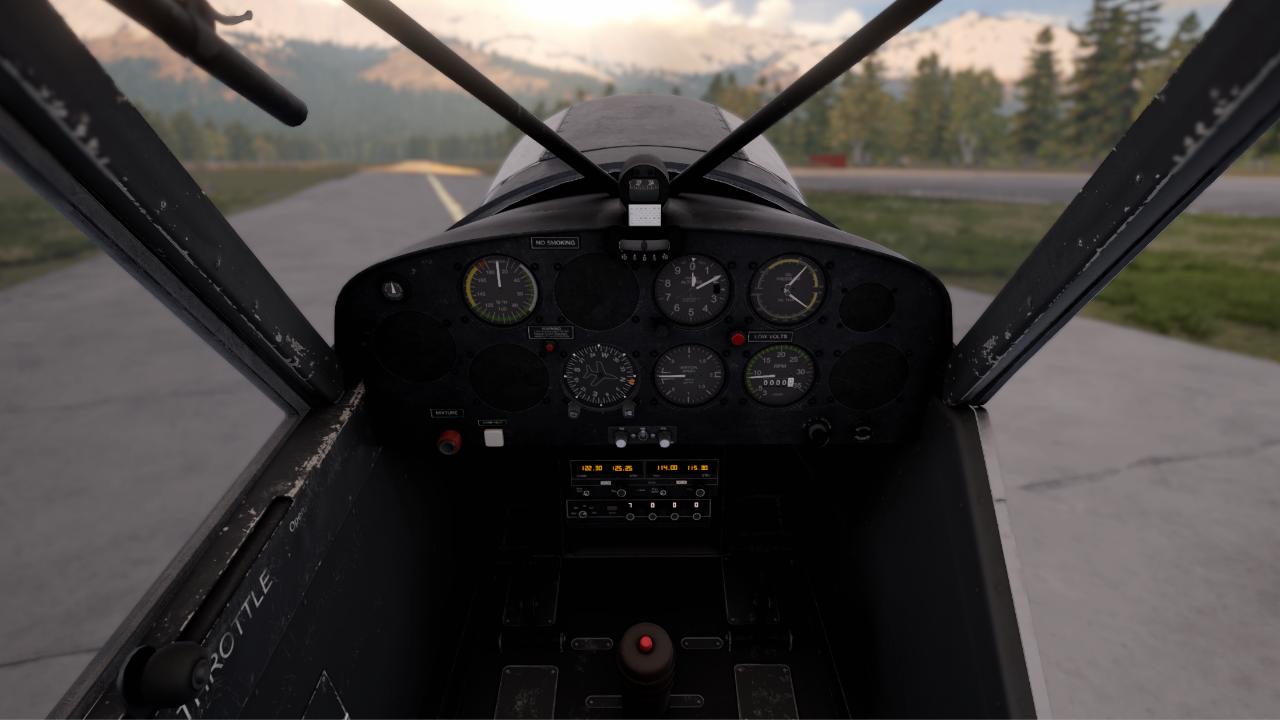 Deadstick - Bush pilot 1