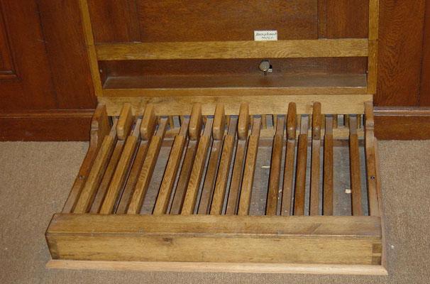 La pratique de l'orgue Pedalier_didenheim