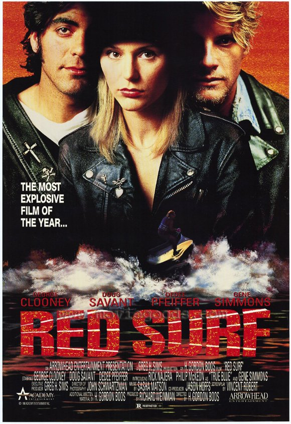 Red Surf (Κόντρα Στα Κύματα) 1990-red-surf-poster1