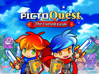 android - Android Game: Picto Quest: The Crused Grids PictoQuest_1
