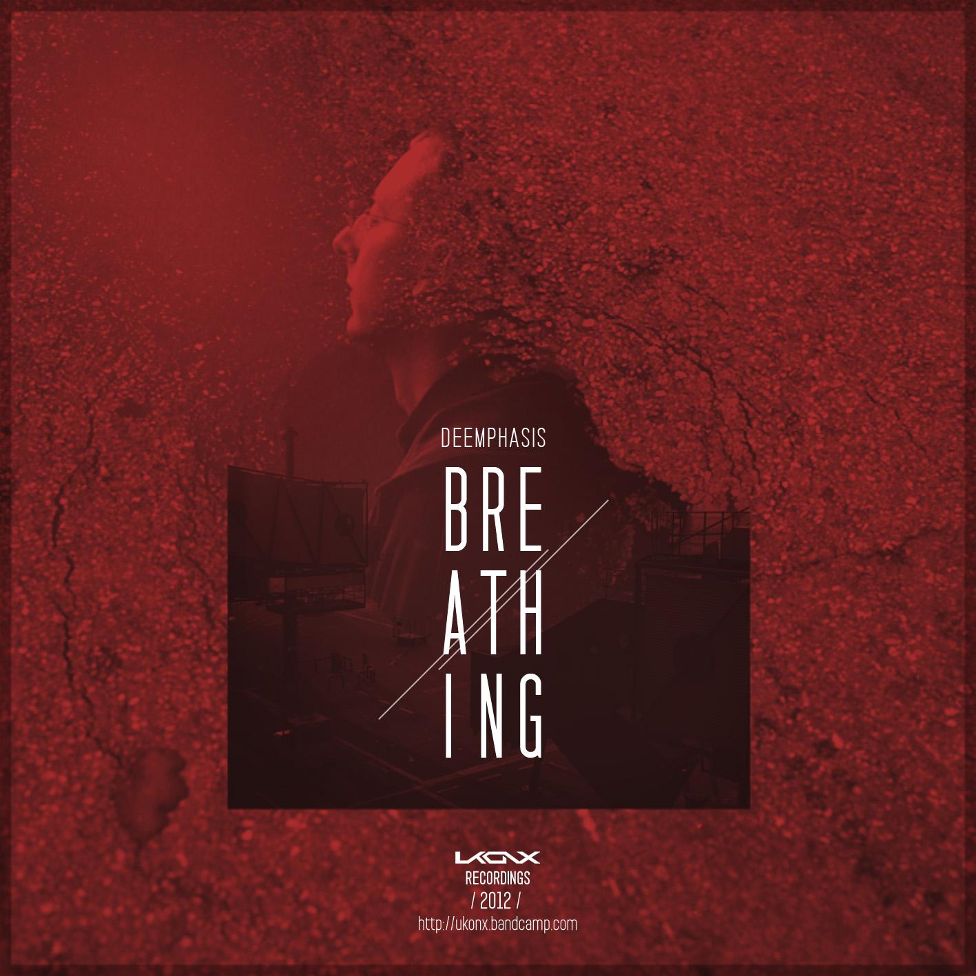 Deemphasis - Breathing EP (UKX03) : NOW Deemphasis-Breathing%28UKX03%29