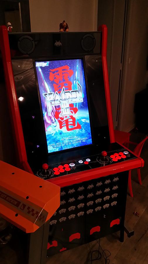 Modification Borne HD 03