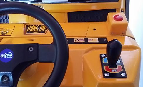 Borne Crazy Taxi upright CTM2