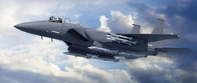 McDonnell Douglas F-15 Eagle  (caza táctico todo tiempo bimotor  USA ) F-15-2