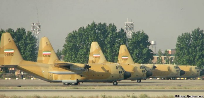 Iran Air Force (IRIAF) | News and Discussions - Page 2 C-130H-IRAN-696x334