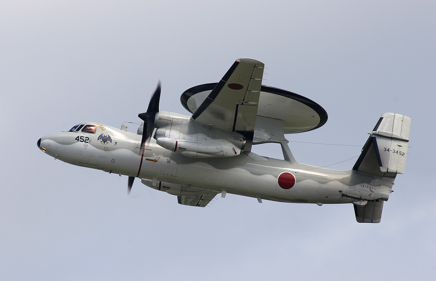 Japanese Air Force E2c