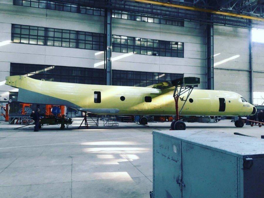 Ukrainian Aviation Industry: Discussion - Page 3 CbyuZOuWwAAyLov