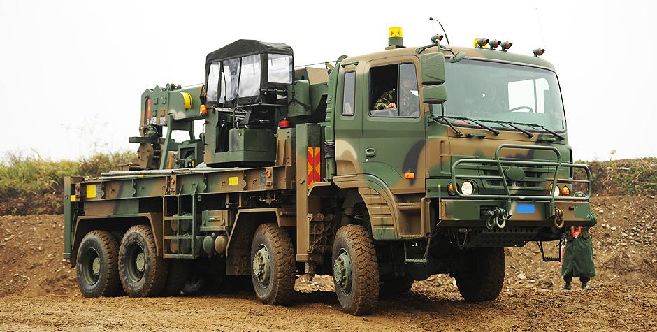 South Korea Armed Forces K91-wrecker-3