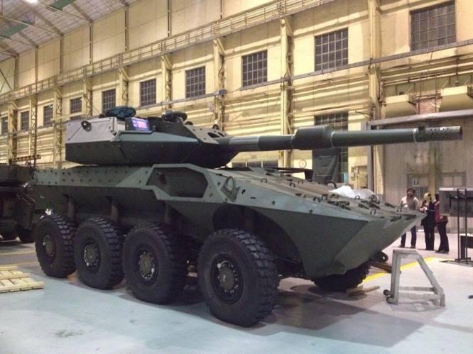 Italy Armed Forces thread: Centauro-2-otomelara-stabilimento