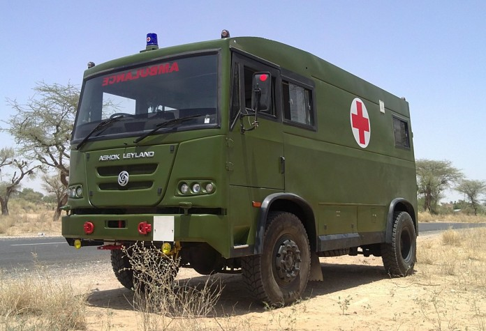 Indian Army (IA): Equipment and News - Page 5 Ambulance_4x4_thumb-696x475