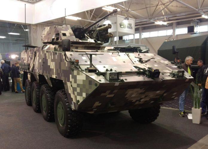 Slovakia Military Corsac-696x499