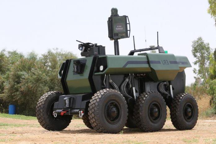 Defense industry of Israel RoBattle-2-696x464