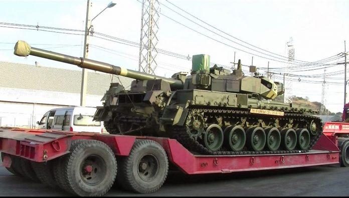 اوكرانيا تورد دفعه من دبابات T-84 Oplot-M الى تايلاند  154391_original-696x395