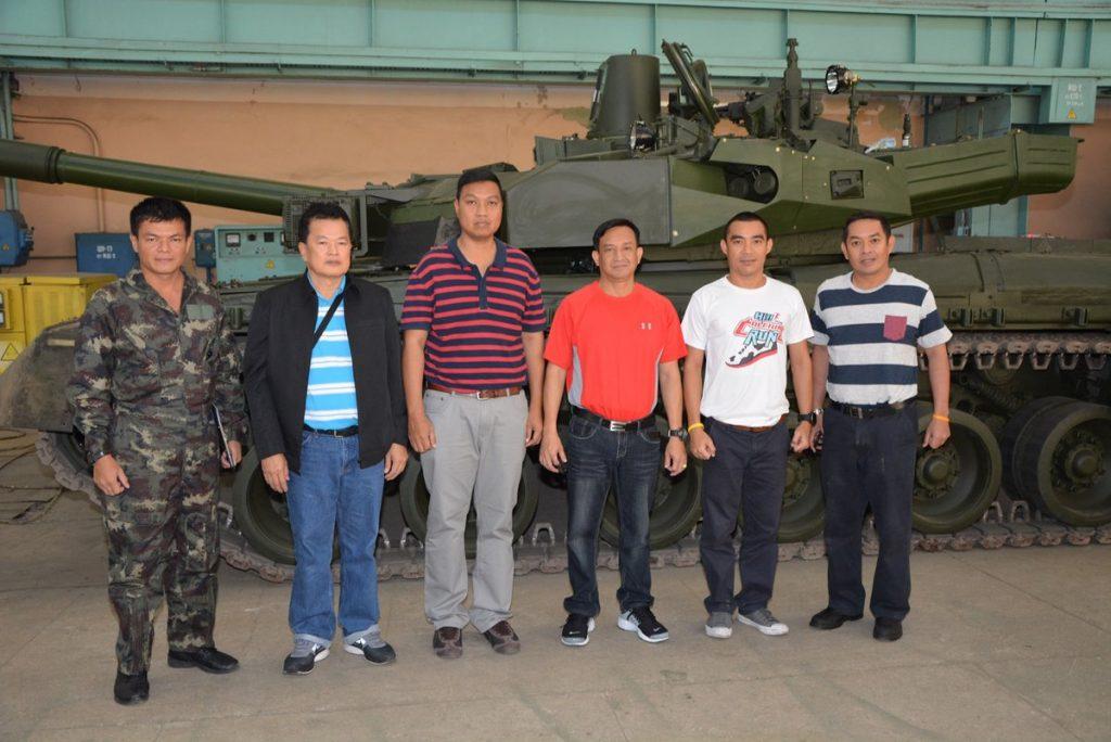 اوكرانيا تورد دفعه من دبابات T-84 Oplot-M الى تايلاند  CoSDqmzWgAAi_NR-1024x684