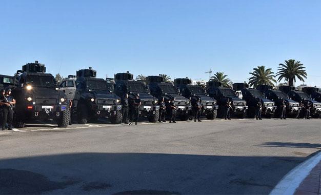 قريبا تسليم مدرعات للامن و الحرس الوطني التونسي من نوع تايفون - Blindes-forces-de-securite