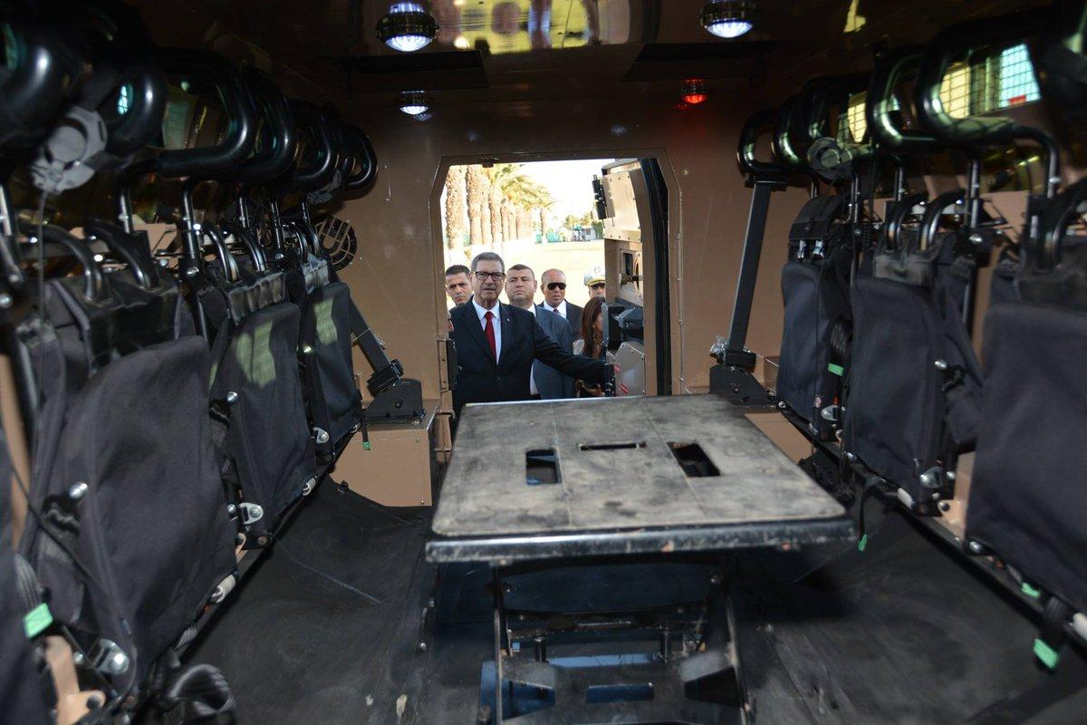 قريبا تسليم مدرعات للامن و الحرس الوطني التونسي من نوع تايفون - CpZdzlUXYAA01dh