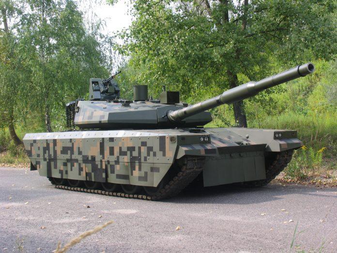 PT-16, la última evolucion del T-72 de la mano de Polonia IMG_0059-696x522