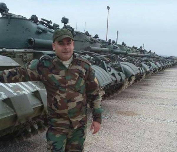 الجيش العربي السوري يتسلم دفعة من دبابات T-62M ومركبات مشاة قتالية BMP-1 Tars4