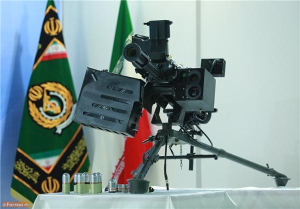 إيران تكشف عن أنظمة قتالية ودفاعية جديدة  13951118000712_PhotoL