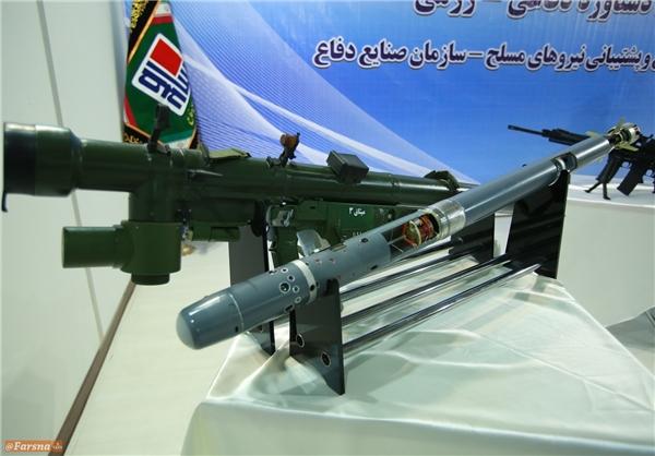 إيران تكشف عن أنظمة قتالية ودفاعية جديدة  13951118000716_PhotoL