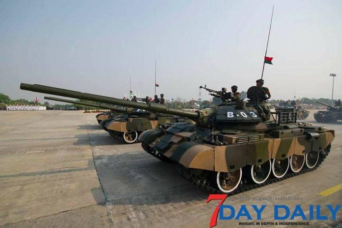 Myanmar Armed Forces 17457970_292897917797432_7231724075531137857_n-696x463