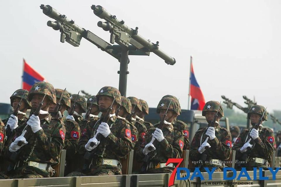 Myanmar Armed Forces 17498940_292897874464103_5027359618752224157_n