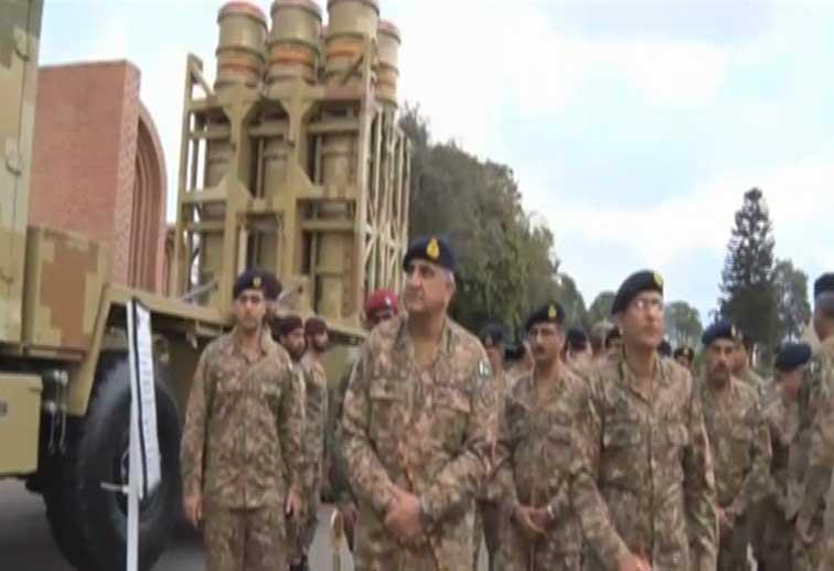 باكستان تستلم رسميا منظومات LY-80 من الصين  LOMADS-3