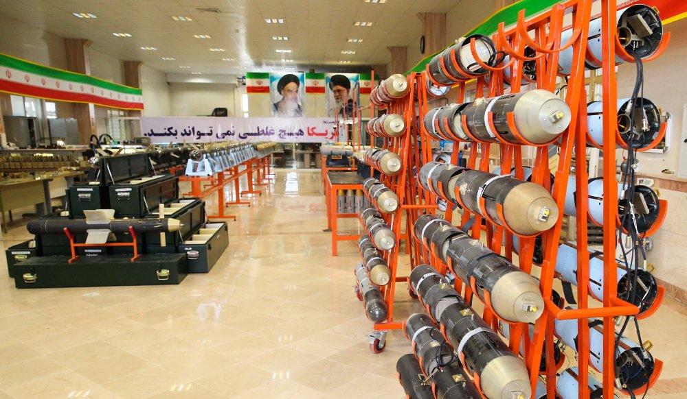 ايران تكشف عن خط انتاج قنابل Sadid-345 الذكيه  DDVSvhtXgAAFvt-