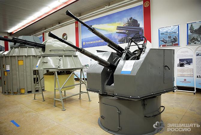 Туламашзавод — одно из ведущих предприятий российской оборонки H18A3139
