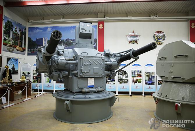 Туламашзавод — одно из ведущих предприятий российской оборонки H18A3146