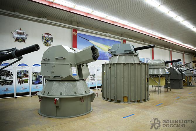 Туламашзавод — одно из ведущих предприятий российской оборонки H18A3148