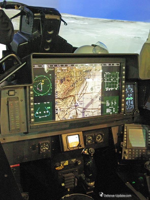 حصريا : الوحش القادم F15SA من الالف الى الياء  F-15-boeing-cockpit-2