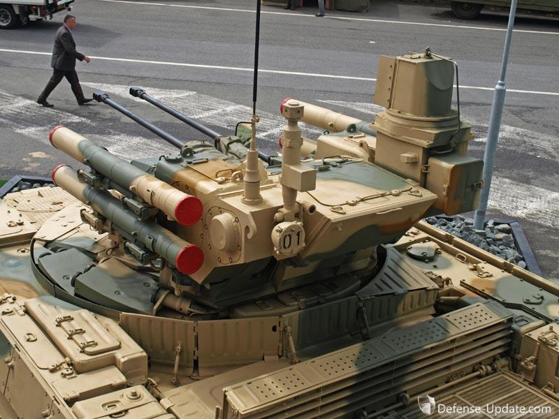 مركبة دعم المشاة القتالية الحديثة Terminator 2 BMPT Bmpt_pic1